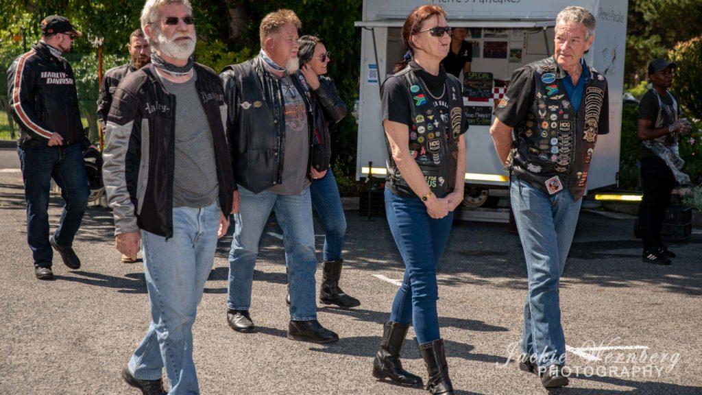 Harley Davidson bike riders